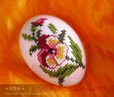 embroidered egg image1B