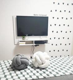Small Room Bedroom, Dream Bedroom, My Room, Fashion Room, Naha, Decoration, Room Decor, House Design, Blanket