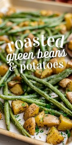 Easy Vegetable Side Dishes, Potato Side Dishes, Healthy Side Dishes, Vegetable Sides, Veggie Dishes, Side Dish Recipes, Vegetable Recipes, Vegetarian Recipes, Roast Chicken Side Dishes