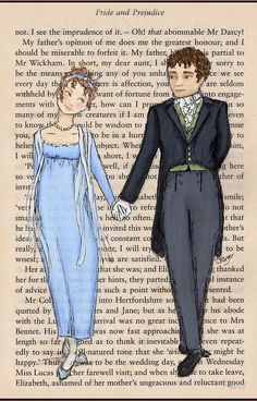Items similar to Jane Austen - Elizabeth and Mr Darcy Pride and Prejudice Print - 5 x 7 print on Etsy Elizabeth Bennet, Pride And Prejudice Elizabeth, Sr Darcy, Jane Austen Novels, Becoming Jane, Classic Literature, Classic Books, Classic Movies, Best Novels