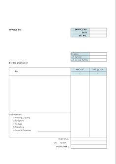 simple printable sale blank invoice templates printable invoice templates printable free printables memo