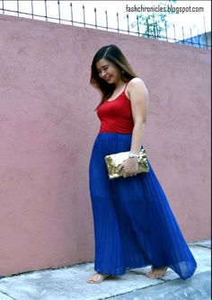 Beauty By Lisa Featured Blogger Maxi Skirt Outfits, White Maxi Skirts, Cut Out Top, Thrift Fashion, Fashion Over 40, Lisa, Formal, Casual, Party