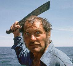 Robert Shaw - JAWS, 1975