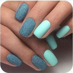 20 марта 2019 г.- most eye catching nail art designs to inspire you Cute Nails, Pretty Nails, Mint Nails, American Nails, Nagellack Trends, Halloween Nail Art, Powder Nails, Nagel Gel, Nail Decorations