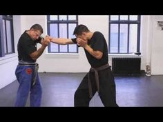 Krav Maga Techniques: Defense Against Attacks with a Knife