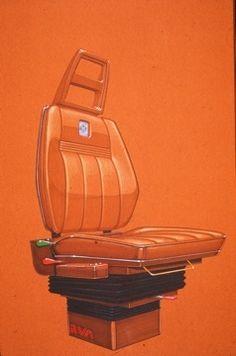 Bostrom seat proposal by Carl Olsen