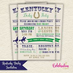 Kentucky Derby Baby