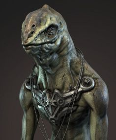 World-building, one image at a time, and fantasy art miscellanea. Zbrush Character, Alien Character, Aliens And Ufos, Ancient Aliens, Fantasy Monster, Monster Art, Alien Creatures, Fantasy Creatures, Creature Feature