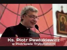 ks piotr pawlukiewicz jak przychodzi Bóg - YouTube Youtube, Author, Catholic, Youtubers, Youtube Movies