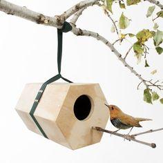 decovry.com - UTOOPIC | Neighbirds Vogelhuisje