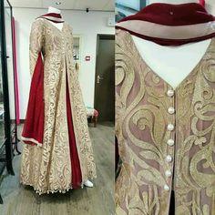 Pakistani Wedding Outfits, Pakistani Dresses, Indian Dresses, Simple Outfits, Simple Dresses, Stylish Dresses, Elegant Dresses, Pakistan Bride, Shadi Dresses