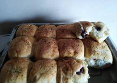 Ατομικά μικρά ψωμάκια με γέμιση! συνταγή από Vanya - Cookpad Bread, Food, Brot, Essen, Baking, Meals, Breads, Buns, Yemek