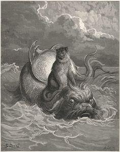 (via nrkn)  Gustave Doré.