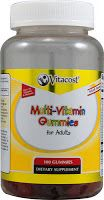 Kingdom 1st Mom : REVIEW: Vitacosts Multi-Vitamin Gummies for Adults