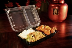 Our Bistros Sesame Chicken To-Go Bento Box!