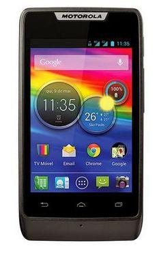 Smartphone Dual Chip Motorola Razr D1 Preto, por apenas R$ 519,00