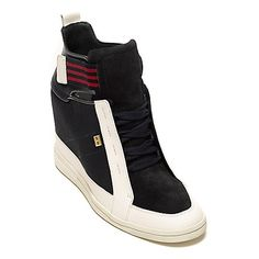 c3db5dbdb Tommy Hilfiger women s shoe. Our modern twist on sport in shoe form. These  wedge