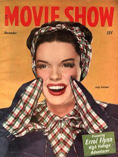 Judy Garland - Movie Show, Dec.