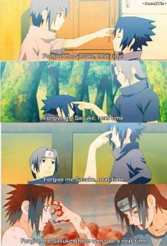 This is the most saddest thing ever in Naruto DX