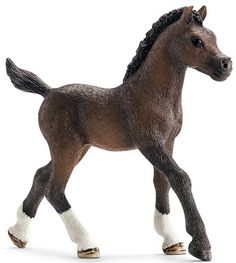Schleich Arabian Foal www.minizoo.com.au