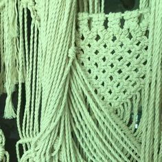 From MBcordas on Etsy: Cotton rope Macrame cord supply 100 % natural cotton EU Cotton Cord, Cotton String, Macrame Supplies, Macrame Projects, 3 Strand Twist, Anna Love, Anna Miller, Macrame Cord, Crochet Top