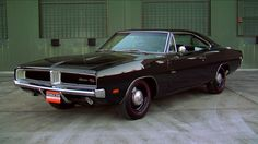 1969 Dodge Charger R/T 426 HEMI