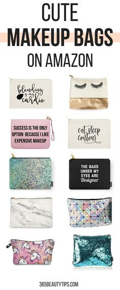 eea53c548add 177 Best Cosmetic Bags images in 2018 | Gorgeous Makeup, Makeup ...