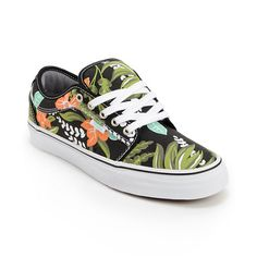 vans tropical shoes