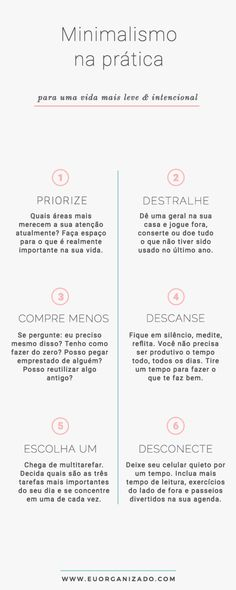 Minimalismo na e exemplos Pra mim, minimalismo te. Minimalism in Practice: Strategies and Examples For me, minimalism is all about self-knowledge.