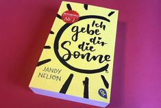 Jandy Nelson: Ich gebe dir die Sonne New York Times, Jandy Nelson, Teenager, Cbt, Cover, Books, Great Books, Time Travel, Sun