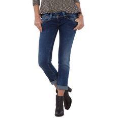 | #Pepe #Jeans #Regular #Fit #Stone #Washed #Jeans #für #Damen