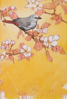 Birds - Saint Justine - Vincent Bakkum