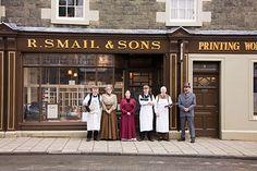 Robert Smail's Printing Works, Innerleithen, Scotland - Website