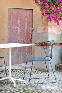 Linea Too slim Corradi - per arredare il vostro giardino con stile #arredo #giardino