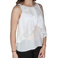 Bluza Dama VERO MODA Deep Beady Deep, Tops, Women, Fashion, Moda, Fashion Styles, Fashion Illustrations, Woman
