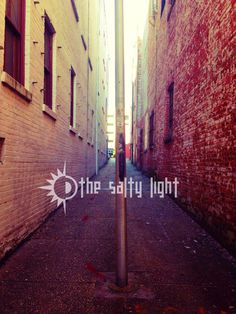 Downtown Wilmington, NC Alley Canvas The Salty Light Photography
