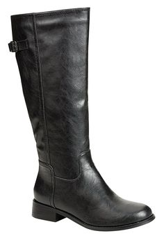 Reneeze APPLE-01 Womens Fashion Knee-High Riding Boots - BLACK ** Read more reviews of the product by visiting the link on the image.