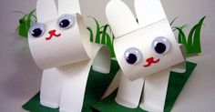 Easy paper crafts for kids | Virábjění | Pinterest | Home interiors, For kids and Craft kids
