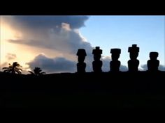 O mistério dos Moais da ilha de Páscoa