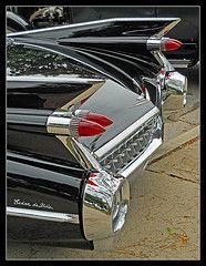'59 Cadillac tail