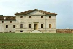 Rescue of derelict villa by Andrea Palladio and full conservation of interiors and preparation for use Places Around The World, Around The Worlds, Wells Somerset, Andrea Palladio, Italian Villa, Classical Architecture, Old Houses, Places Ive Been, Mansions