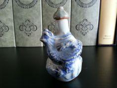 Stunning ceramic snuff bottle dragon sculpt around Sculpting, Bottles, Dragon, Chinese, Vase, Ceramics, Antiques, Ebay, Ceramica