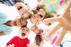 Kinder und Famielen Spiele