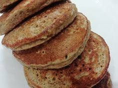 Ham, Pancakes, Oatmeal, Cooking, Breakfast, Fitness, Food, Thermomix, The Oatmeal