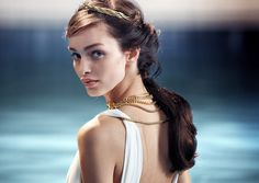 Luma Grothe, Model