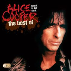 Alice Cooper | Weird dude...weird look...weird name...great performer and awesome music.  Love Alice!!!   Born Vincent Damon Furnier...weird as he is he has been married since 1979 with three kids.