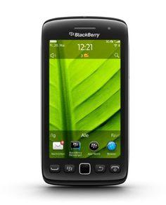 """Blackberry Torch 9860 - Smartphone libre (pantalla táctil de 3,7"""" 800 x 480, cámara 5 MP, procesador de 1.2 GHz) color negro [importado de Alemania]"""