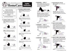 Exercises and Stretches Improve Your Results | Eugene Chiropractor: Back2Strength Chiropractic