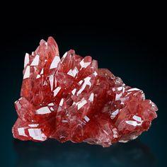 Rhodochrosite - N'Chwaning I Mine, Kuruman, North Cape Province, South Africa