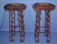 Crafts Made Out of Horseshoes | horseshoe crafts